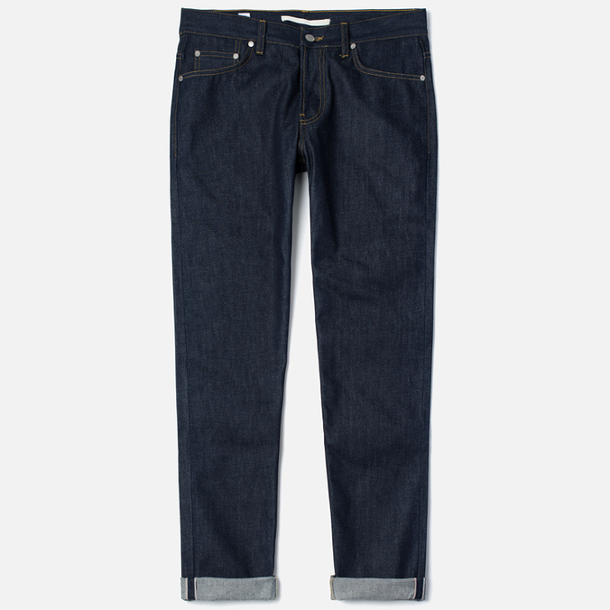 Мужские джинсы Norse Projects Regular Denim 13.5 Oz Raw Indigo
