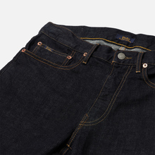 Мужские джинсы Polo Ralph Lauren Hampton 5 Pocket Stretch Denim Rinse фото- 4