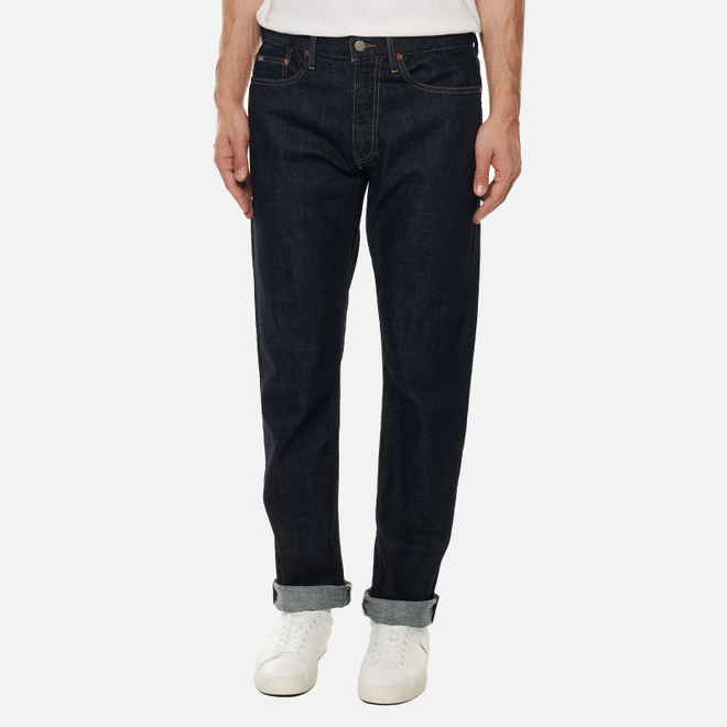 Мужские джинсы Polo Ralph Lauren Hampton 5 Pocket Stretch Denim Rinse