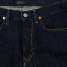 Мужские джинсы Polo Ralph Lauren Hampton 5 Pocket Stretch Denim Rinse фото- 1