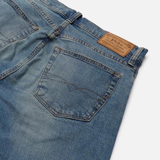 Мужские джинсы Polo Ralph Lauren Sullivan Slim Fit 5 Pocket Stretch Denim Dixon