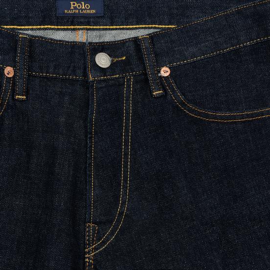 Мужские джинсы Polo Ralph Lauren Sullivan Slim Fit 5 Pocket Stretch Denim Rinse
