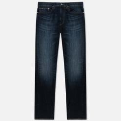 Мужские джинсы Polo Ralph Lauren Varick Slim Straight 5 Pocket Stretch Denim Murphy