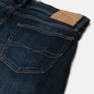 Мужские джинсы Polo Ralph Lauren Varick Slim Straight 5 Pocket Stretch Denim Murphy фото - 2