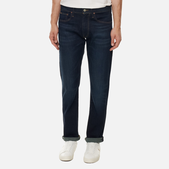 Мужские джинсы Polo Ralph Lauren Varick Slim Straight 5 Pocket Stretch Denim Murphy