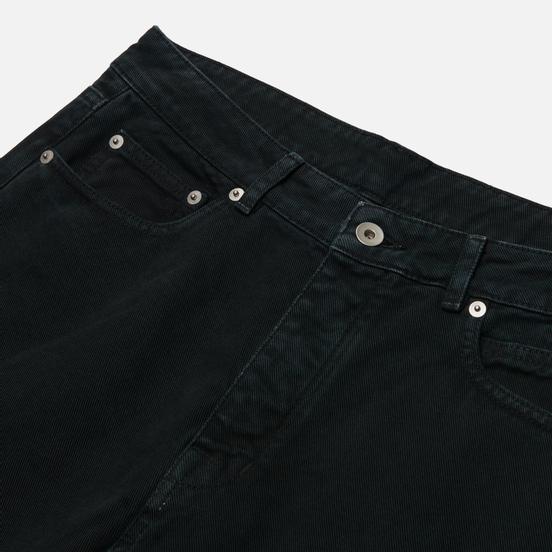 Мужские джинсы Rick Owens DRKSHDW Tecuatl Torrance Cut Black