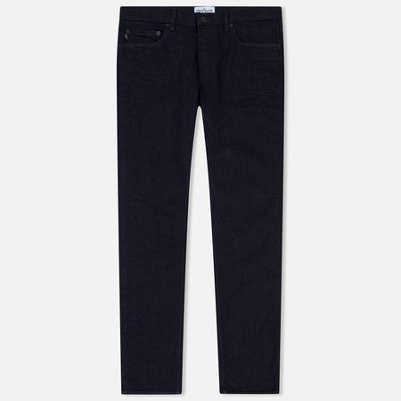 Мужские джинсы Stone Island Five Pockets Stretch Blue Denim 13 Oz Wash Blue