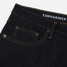 Мужские джинсы Submariner Type-1 Print Logo LMT фото- 1