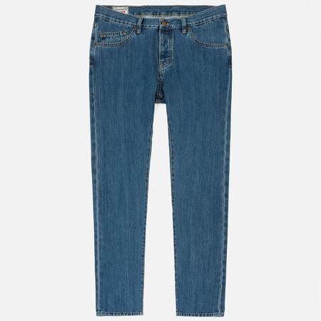 Мужские джинсы Submariner x PLAN B Jeans Selvedge Denim 14 Oz Light Stone Wash