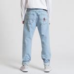 Мужские джинсы Tommy Jeans Crest Dad Light Blue Denim фото- 2