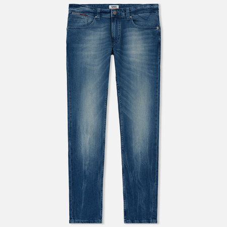 Мужские джинсы Tommy Jeans Original Tapered Ronnie Bemb Berry Mid Blue Comfort