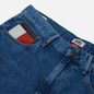 Мужские джинсы Tommy Jeans Rey Faded Tapered Fit 12 Oz Save 20 Mid Blue Rig фото - 1