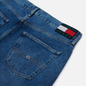 Мужские джинсы Tommy Jeans Rey Faded Tapered Fit 12 Oz Save 20 Mid Blue Rig фото - 2
