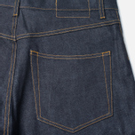 Universal Works Workshop Regular Fit Selvedge Men's Jeans Indigo photo- 1