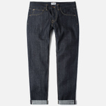 Мужские джинсы Edwin ED-55 Relaxed Red Selvage Blue Unwashed фото- 0
