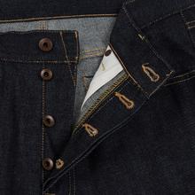 Мужские джинсы Edwin Nashville Red Listed Selvage Denim 14 Oz Blue Unwashed фото- 2