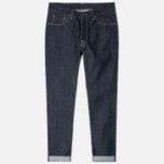 Мужские джинсы Edwin Nashville Red Listed Selvage Blue Unwashed фото- 0