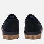 Мужские кеды adidas Originals Acapulco Loafer Slip-On Core Black/Core Black/Gum фото- 3