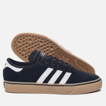 Кеды adidas Originals Skateboarding Adi Ease Premiere Core Black/White фото- 1