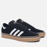 Кеды adidas Originals Skateboarding Adi Ease Premiere Core Black/White фото- 2