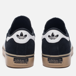 Кеды adidas Originals Skateboarding Adi Ease Premiere Core Black/White фото- 3