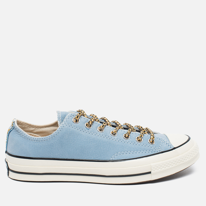 Converse Chuck Taylor All Star Jewelled Egg Plimsoles Ambient Blue/Solar Orange
