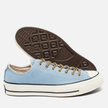 Converse Chuck Taylor All Star Jewelled Egg Plimsoles Ambient Blue/Solar Orange photo- 2