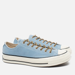 Converse Chuck Taylor All Star Jewelled Egg Plimsoles Ambient Blue/Solar Orange photo- 1
