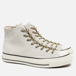 Мужские кеды Converse Chuck Taylor All Star Jewelled Egg Hi White/Egret/Cactus Blossom фото- 1