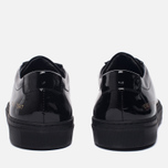 Мужские кеды Common Projects Achilles Low Gloss Black фото- 3