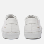 Мужские кеды Common Projects Achilles Low Gloss White фото- 3