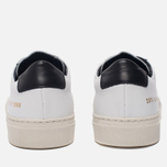 Мужские кеды Common Projects Achilles Retro Low White фото- 3