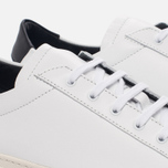 Мужские кеды Common Projects Achilles Retro Low White фото- 5