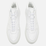 Common Projects B-Ball High Leahter Men's Plimsoles White photo- 4