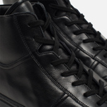 Мужские кеды Common Projects B-Ball High Leather Black фото- 5