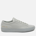 Мужские кеды Common Projects Original Achilles Low Grey фото- 0
