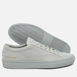 Мужские кеды Common Projects Original Achilles Low Grey фото- 2