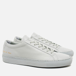 Мужские кеды Common Projects Original Achilles Low Grey фото- 1