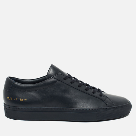 Common Projects Original Achilles Low Men's Plimsoles Navy