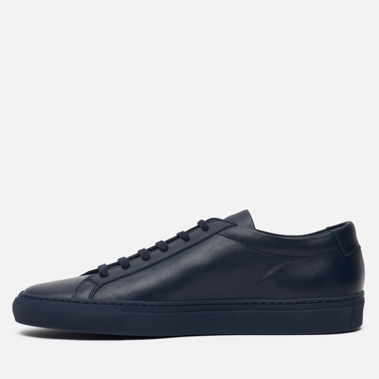 Мужские кеды Common Projects Original Achilles Low Navy