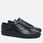 Мужские кеды Common Projects Original Achilles Low Navy фото- 1