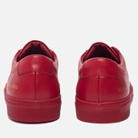 Мужские кеды Common Projects Original Achilles Low Red фото- 3