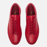 Мужские кеды Common Projects Original Achilles Low Red фото- 4