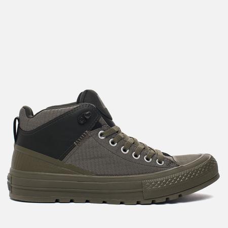 Мужские кеды Converse All Star Street Boot High Medium Olive/Black