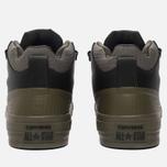 Мужские кеды Converse All Star Street Boot High Medium Olive/Black фото- 3