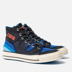 Мужские кеды Converse Chuck 70 E260 Hi Parisian Night/Black