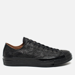 Мужские кеды Converse Chuck Taylor All Star '70 Embossed Floral Black фото- 0