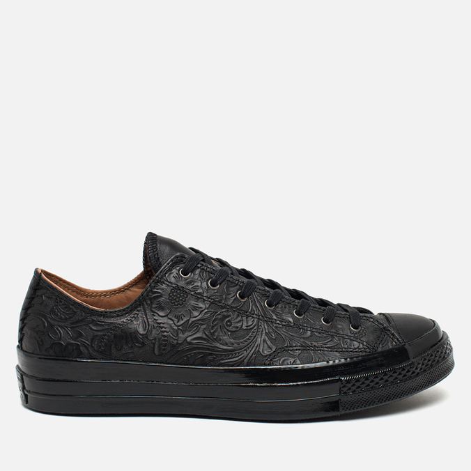 Мужские кеды Converse Chuck Taylor All Star '70 Embossed Floral Black