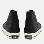 Мужские кеды Converse Chuck Taylor All Star '70 Hi Embossed Floral Black фото- 3