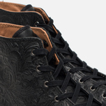 Мужские кеды Converse Chuck Taylor All Star '70 Hi Embossed Floral Black фото- 5